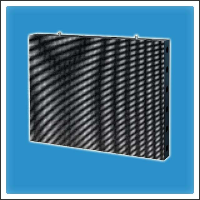 SMD P10mm Outdoor Full Color LED Display Screen