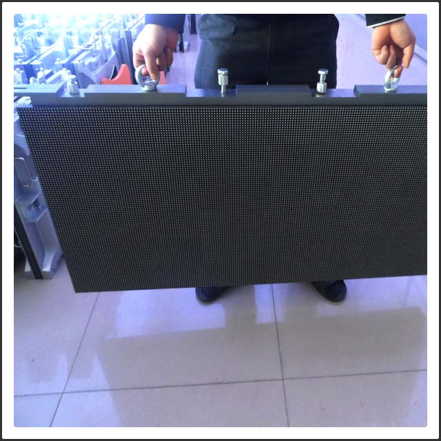 P5mm Indoor Rental LED Display Screen with Die Casting Aluminum Cabinet
