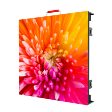 P2.604mm Indoor 500x500mm HD Rental LED Screen Wall for Events